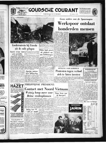 Goudsche Courant 1966-10-10