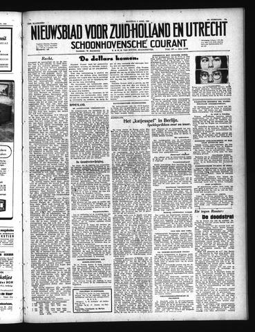 Schoonhovensche Courant 1948-04-05