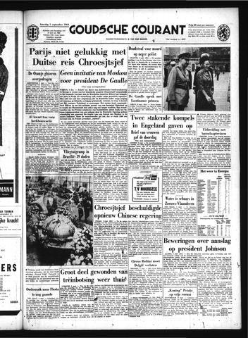 Goudsche Courant 1964-09-05