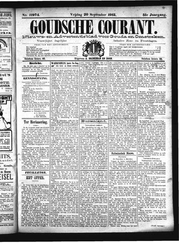 Goudsche Courant 1912-09-20