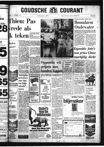 Goudsche Courant 1972-10-27
