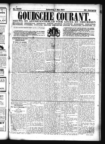 Goudsche Courant 1927-05-07