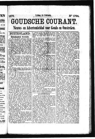 Goudsche Courant 1876-02-25