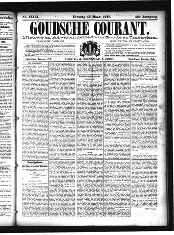 Goudsche Courant 1917-03-13