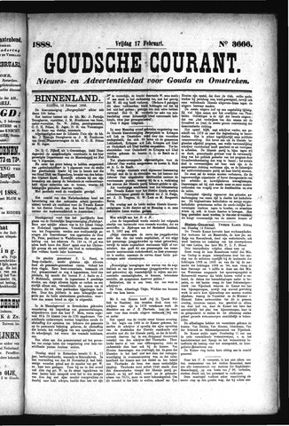 Goudsche Courant 1888-02-17