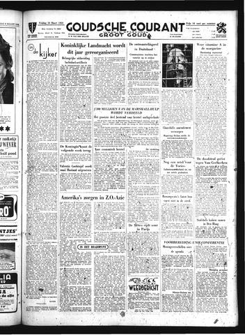 Goudsche Courant 1950-03-10