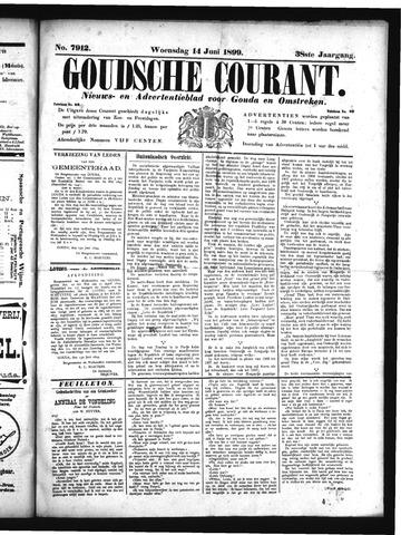 Goudsche Courant 1899-06-14