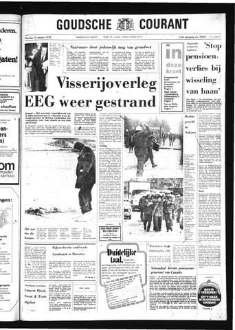 Goudsche Courant 1978-01-31