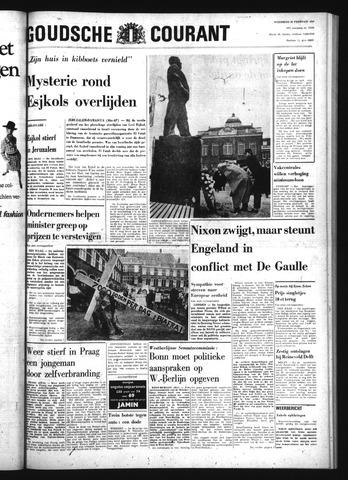 Goudsche Courant 1969-02-26