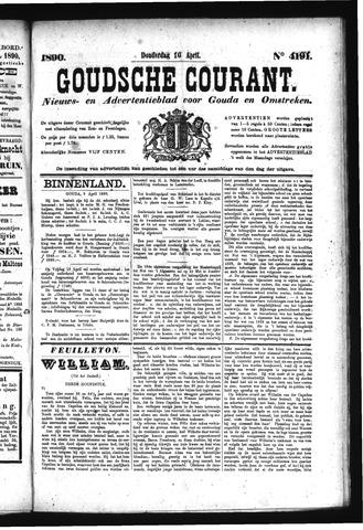 Goudsche Courant 1890-04-10