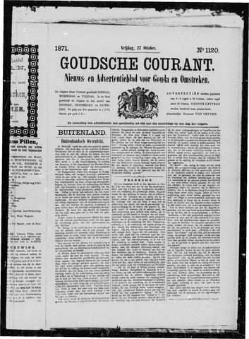 Goudsche Courant 1871-10-27
