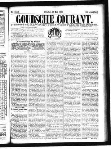 Goudsche Courant 1920-05-18