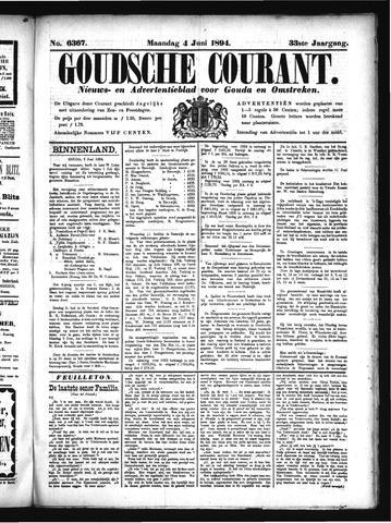 Goudsche Courant 1894-06-04