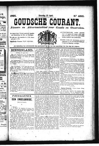 Goudsche Courant 1891-04-25