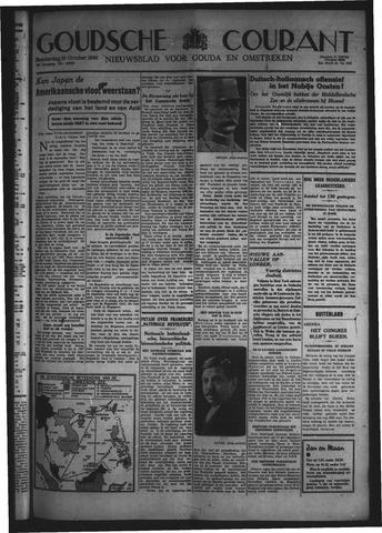 Goudsche Courant 1940-10-10