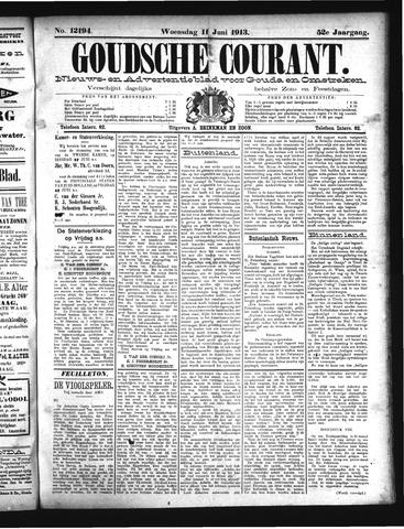 Goudsche Courant 1913-06-11