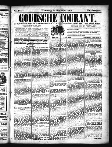 Goudsche Courant 1919-11-24