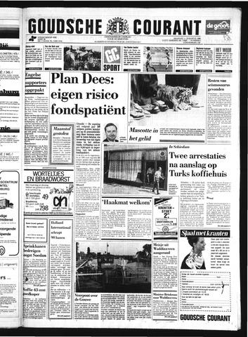 Goudsche Courant 1986-08-11