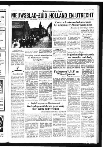 Schoonhovensche Courant 1968-07-17