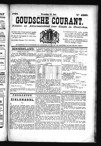 Goudsche Courant 1891-06-24