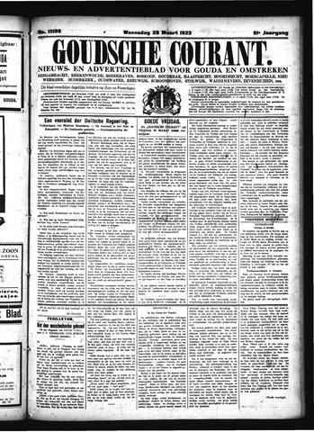 Goudsche Courant 1923-03-28