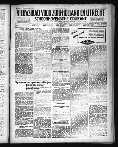 Schoonhovensche Courant 1936-07-31