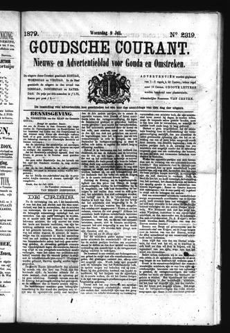 Goudsche Courant 1879-07-09