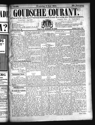Goudsche Courant 1914-06-03