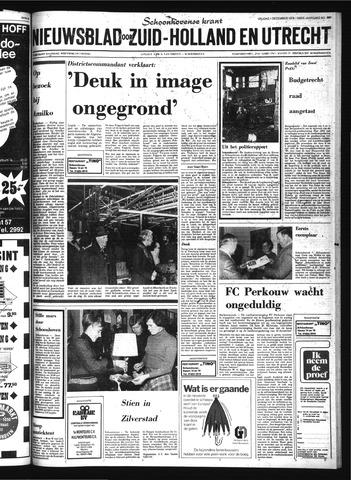 Schoonhovensche Courant 1978-12-01