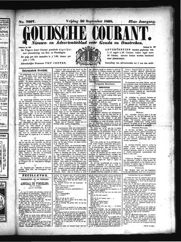 Goudsche Courant 1898-09-30