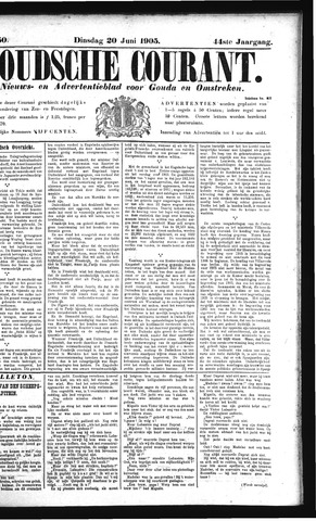 Goudsche Courant 1905-06-20