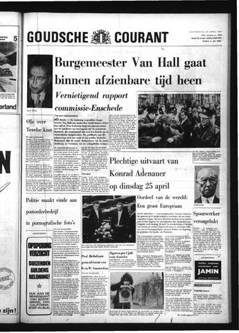 Goudsche Courant 1967-04-20