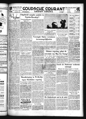 Goudsche Courant 1949-10-10
