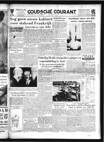 Goudsche Courant 1957-10-25