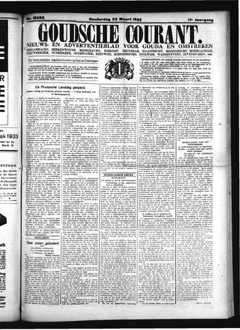 Goudsche Courant 1933-03-23