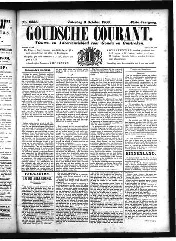 Goudsche Courant 1903-10-03