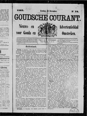 Goudsche Courant 1862-12-21