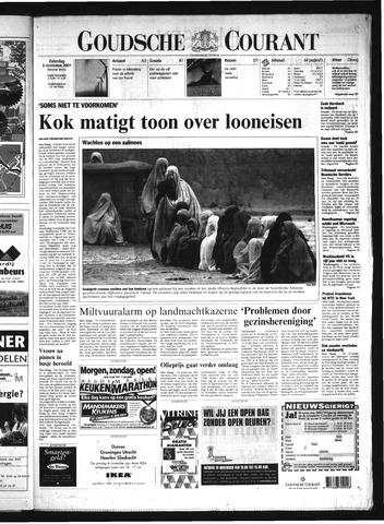 Goudsche Courant 2001-11-03