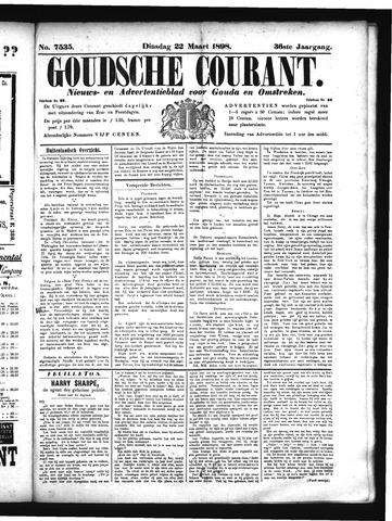 Goudsche Courant 1898-03-22