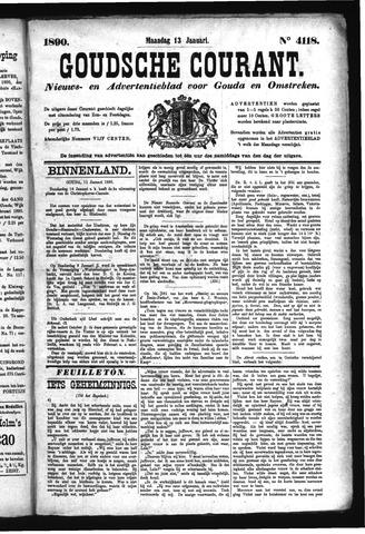 Goudsche Courant 1890-01-13