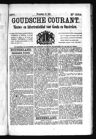 Goudsche Courant 1877-07-25
