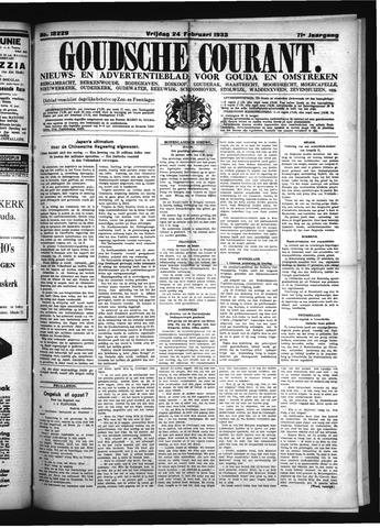Goudsche Courant 1933-02-24