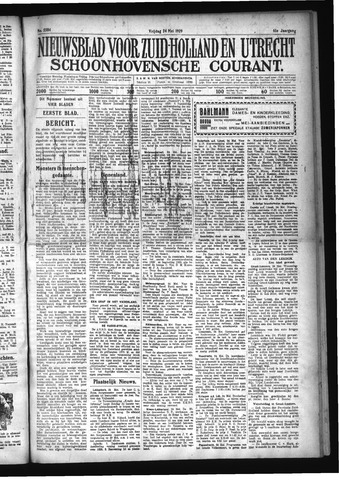 Schoonhovensche Courant 1929-05-24