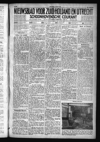 Schoonhovensche Courant 1931-03-18