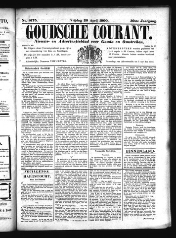 Goudsche Courant 1900-04-20