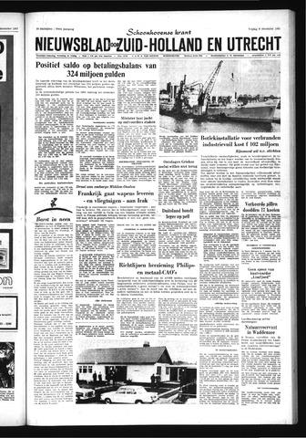 Schoonhovensche Courant 1967-12-08