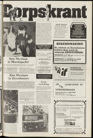 Dorpskrant 1988-11-30