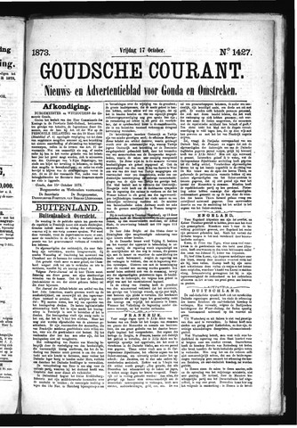 Goudsche Courant 1873-10-17