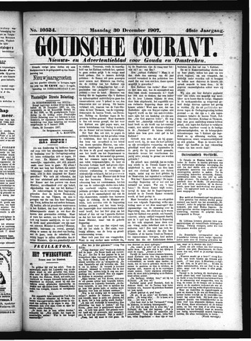 Goudsche Courant 1907-12-30