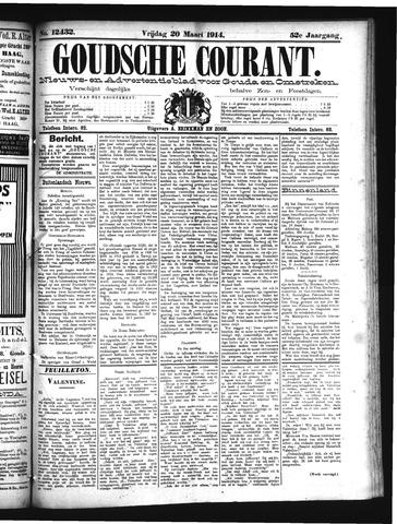 Goudsche Courant 1914-03-20